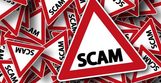 Scams – be wise and be safe!